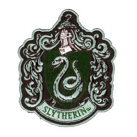 Slytherin Crest Patch Which Hogwarts House Harry Potter Houses Slytherin Slytherin Crest