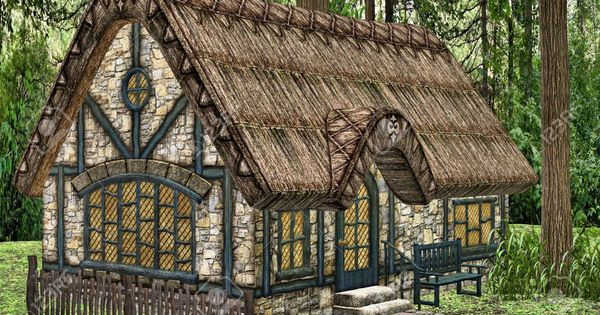 Exterior Design Stunning Fairytale Cottages For Inspiring