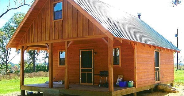 Board and batten siding life on the land pinterest for Board and batten cabin plans
