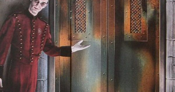 creepy elevatorbellhop it is october arch 4150