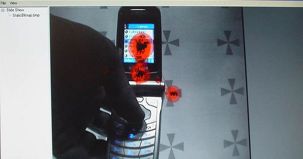 eye tracking iphone 4