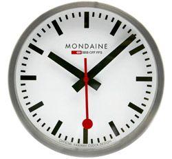 Swiss Railway Watch Viaviewer Com In 2020 Swiss Railway Wall Clock Swiss Railway Clock Clock