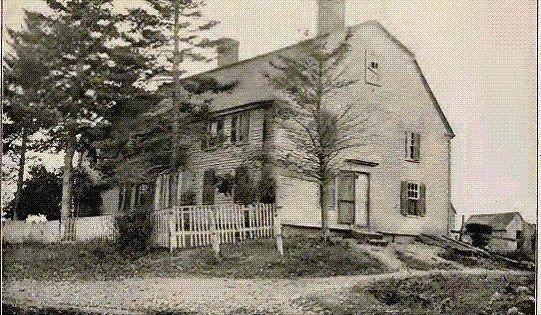 Ancestry of joseph noyes of newbury massachusetts home of for Noyes home