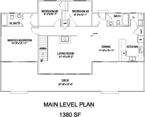 Landmark Special Select Floor Plans Landmark Home And Land Company Inc How To Plan Floor Plans House Plans