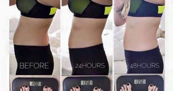 """It Works Cleanse"" Before And After Pics 