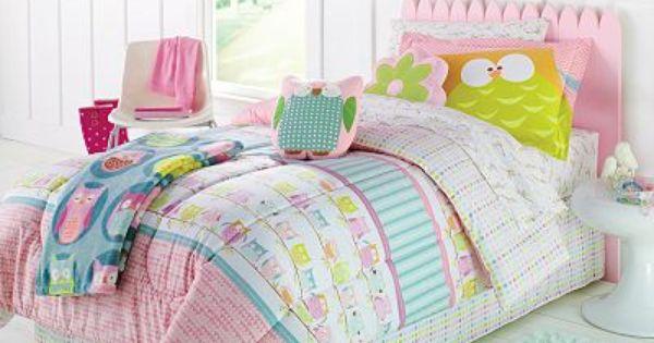 Jumping Beans Owl Bedding Coordinates Girl Room Owl Bedding Owl Room Decor
