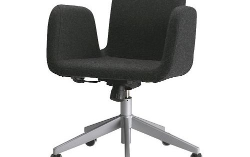 PATRIK Swivel Chair IKEA Height Adjustable For A