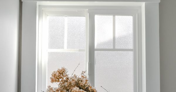 How to make a farmhouse window with moulding is easy! This window trim uses only straight cut standard boards with no miter cuts in sight! | See more about Window Trims, Window and Moldings.
