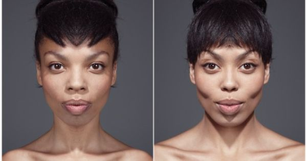 They say that facial Symmetry equals beauty. Well Photographer Julian Wolkenstein has