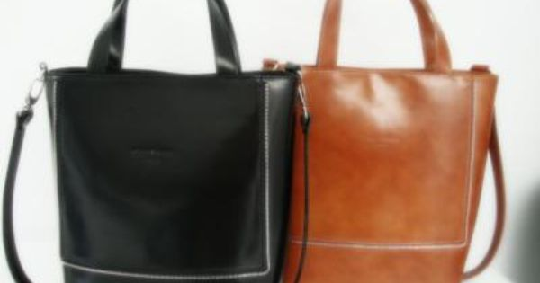 100 Skora Naturalna Carla Visconti Italy Zamek 4066467026 Oficjalne Archiwum Allegro Leather Tote Bag Leather Backpack