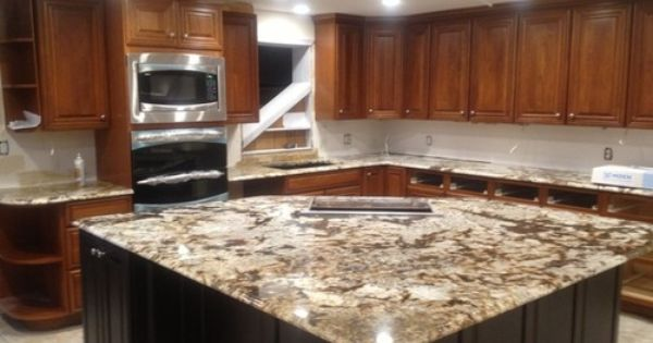 Normandy Granite House Decoration Kitchen Tuscan Kitchen Kitchen Remodel