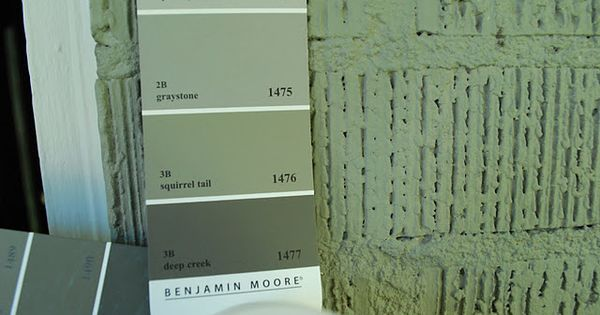 Benjamin Moore Squirrel Tail 1476 Paint Colors
