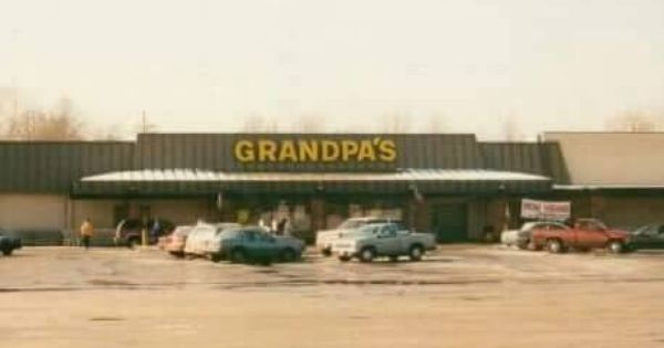 Who Remembers The Grandpa S Store That Was Out On North Main St