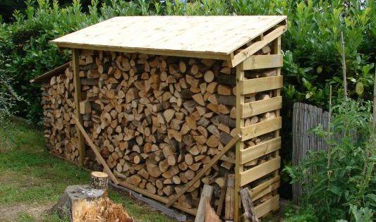 stockage bois de chauffage dans abri en bois 7 messages abri a bois. Black Bedroom Furniture Sets. Home Design Ideas