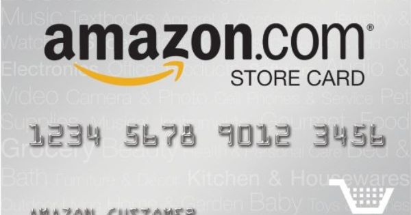 credit cards that amazon accepts