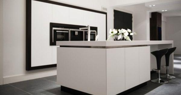 Keuken ontwerp paul van de kooi ook mooi kasten weggewerkt idee n voor het huis pinterest - Keuken ontwerp ideeen ...