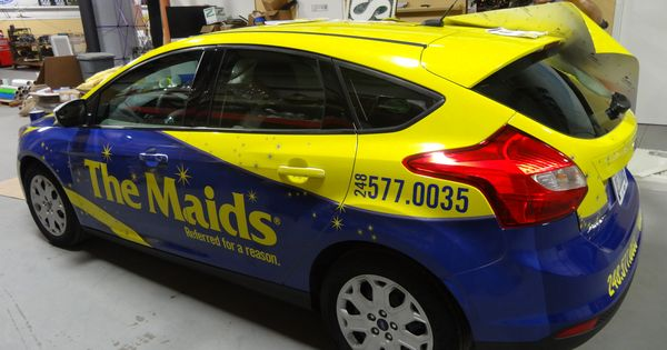 Make Your Fleet Stand Out With Car Wraps And Truck Wraps In