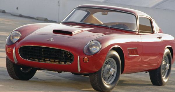 Shelby/Scaglietti Corvette. Little red corvette:)