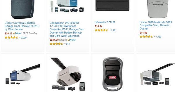 All My Garage Door Openers Have Stopped Working What Can Cause This Garage Door Remote Garage Door Opener Remote Garage Doors
