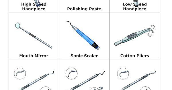 dental tool names - photo #7