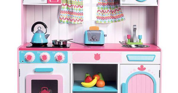 Imaginarium cocinita de juguete de madera con sonidos grand chef window kitchen for kids - Cocinita de madera imaginarium ...