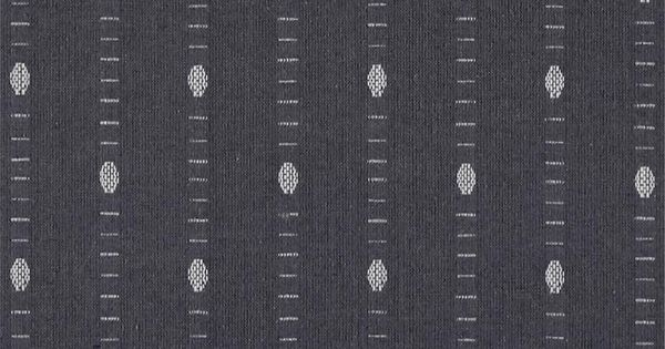 Intermix Cotton Dobby Cotton Fabric  Fat Quarter Blank Stitch Weave Grey