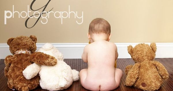 Baby photography idea.