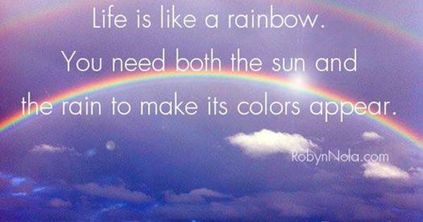 Pin By Robyn Nola Photographic Art On Personal Growth Motivation Feel Good Quotes Rainbow Quote Inspirational Quotes