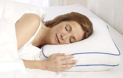Side Sleeper Memory Foam Pillow