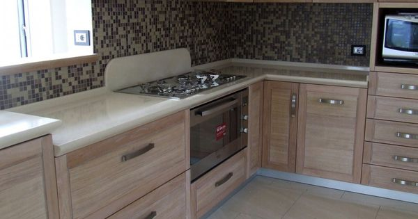 euro-marmi-piano-cucina-quarzo-beige.jpg (1024×768)   Cucine ...