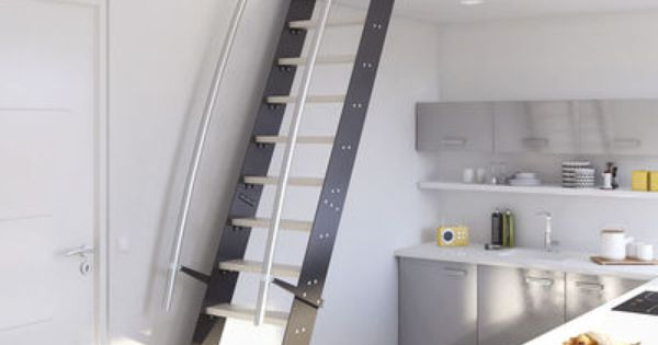 Solution Gain De Place Escaliers Chelles De Meunier Lapeyre Stairways Mezzanine And Staircases