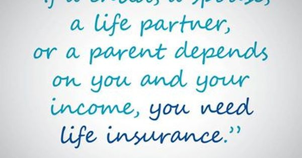 Very True Quote Life Insurance Quotes Life Insurance Agent