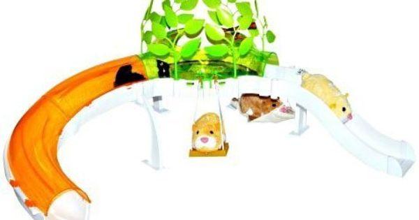 Zhu Zhu Pets Tree House By Cepia Llc Import 24 99 From The Manufacturer Tree House Tree House Zhu Zhu Toys Games