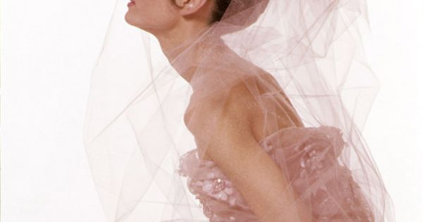 The actress Audrey Hepburn photographed by Bert Stern for a fashion editorial