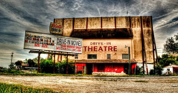 Ocala Fl Drive In Theather Florida Pinterest Sunshine State Dream Vacations And Abandoned