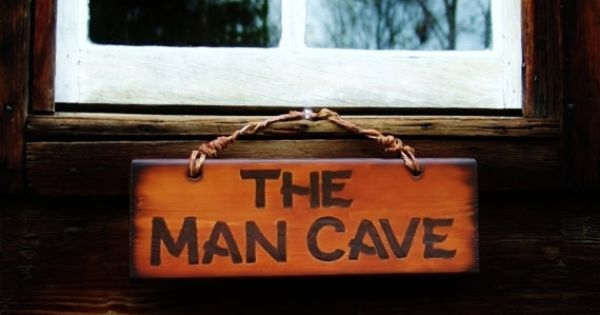Man Cave Entrance Signs : Cute sign for the door of cody s quot man cave things