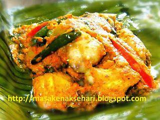 Pepes Ayam Kemangi Resep Masakan Resep Masakan Malaysia Resep