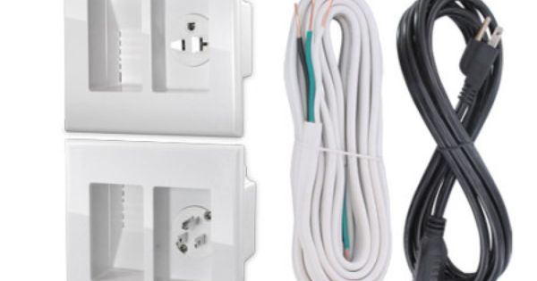 Hiding Tv Cords And Cables Fiscally Chic Wall Mounted Tv Cable Drop Tv Cords