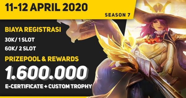 Pin Di New Tournament Online