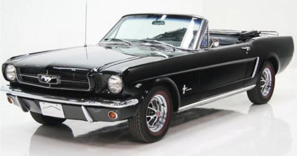 1964 1 2 Mustang Mustang Convertible 1965 Mustang Convertible Mustang Cars