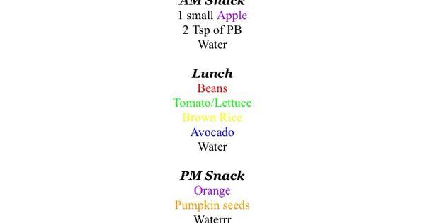 21 day fix vegan meal plan pdf