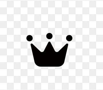 Black Crown Icon Crown Clipart Black Crown Icon Png And Vector With Transparent Background For Free Download Crown Png Crown Clip Art Simple Cartoon