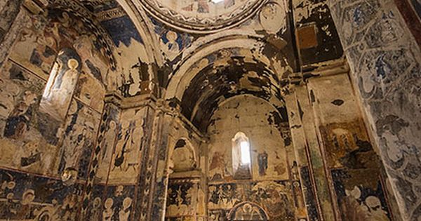 ANI RUINES: CHURCH OF ST GREGORY OF TIGRAN HONENTS • AD ...