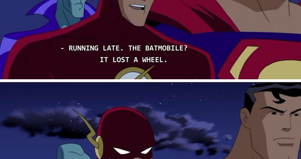 The Flash is a fan of children's Christmas parodies. | 22 Times