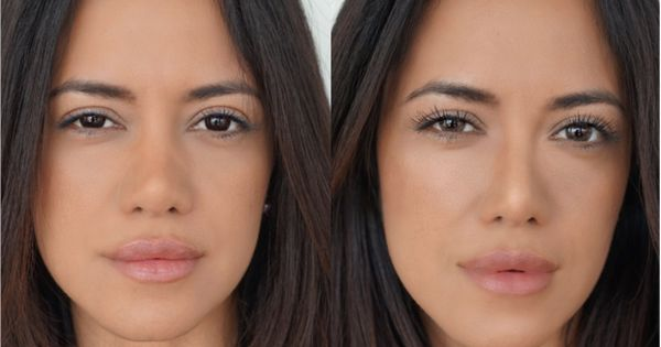 how to make matte foundation dewy
