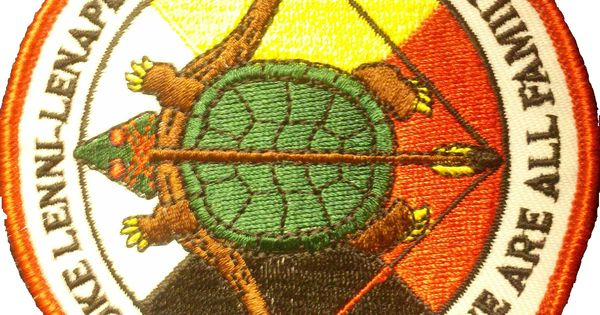 native american tribal patches | about us | Lenni Lenape (Delaware) Culture and People ...