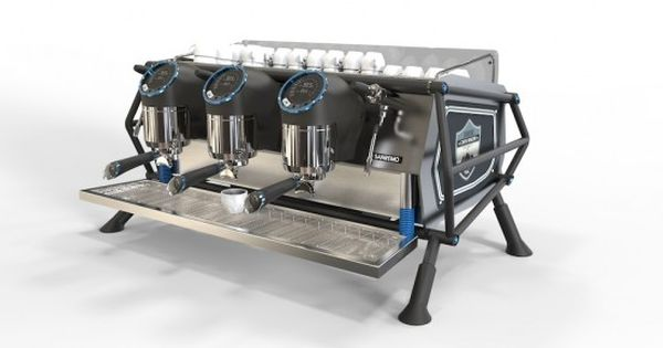 Sanremo Cafe Racer To Make Us Debut At Patrick O Malley S Infusion Coffee Commercial Espresso Machine Coffee Shop Design Coffee