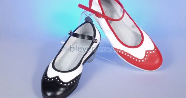 Bleyer Lindy Hopper Strap Swing Dance Shoes Women Shoes Strap Shoes