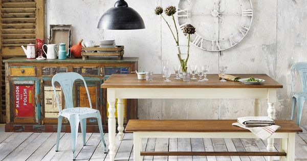 suspension harvey maisons du monde sc nes d 39 int rieur pinterest tables brocante et. Black Bedroom Furniture Sets. Home Design Ideas