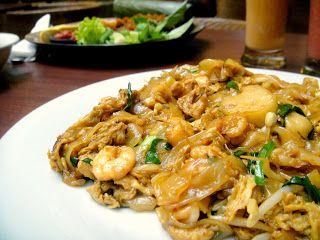 Resep Kwetiau Goreng Sederhana 100 Juna Resep Masakan Resep Masakan